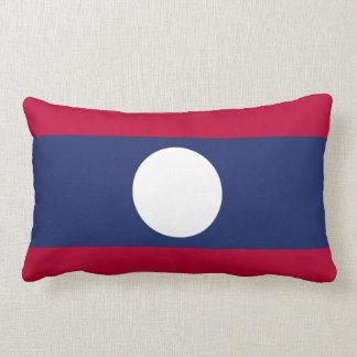 Almofada Lombar Bandeira de Laos