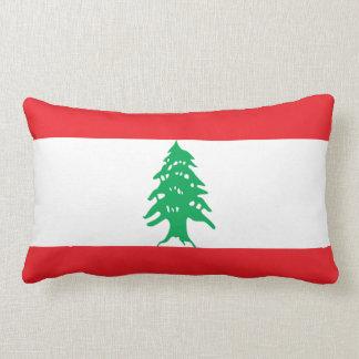 Almofada Lombar Bandeira de Líbano
