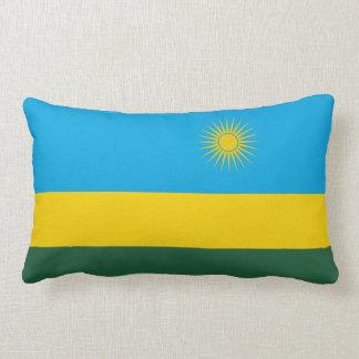 Almofada Lombar Bandeira de Rwanda