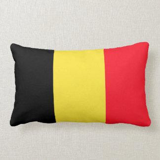 Almofada Lombar Bandeira nacional de Bélgica