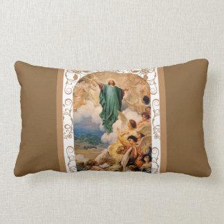Almofada Lombar Banquete da ascensão de Jesus no céu