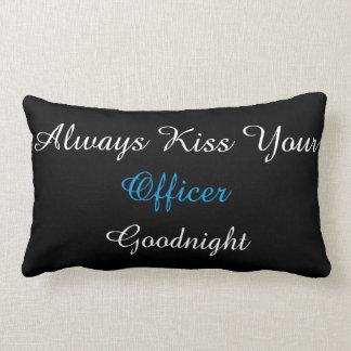 Almofada Lombar Beije sempre seu travesseiro lombar do oficial