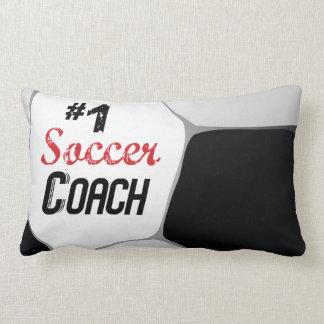 Almofada Lombar Bola do treinador do futebol #1 grande