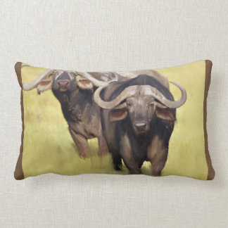 Almofada Lombar Búfalo africano