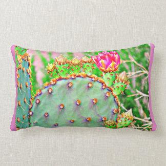Almofada Lombar Cacto de pera espinhosa com o travesseiro lombar