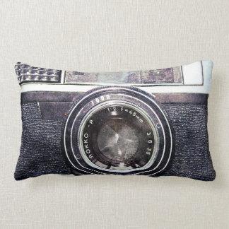 Almofada Lombar Câmera preta velha