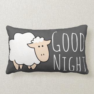 Almofada Lombar Carneiros bonitos da boa noite de sono