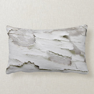 Almofada Lombar Casca branca da lavagem