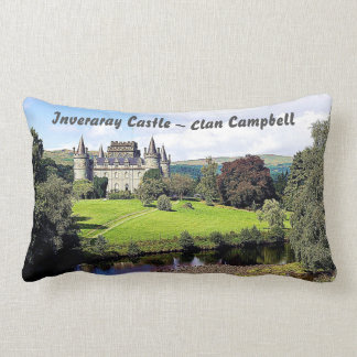 Almofada Lombar Castelo de Inveraray - clã Campbell