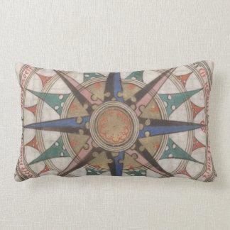 Almofada Lombar Compasso náutico histórico (1543)