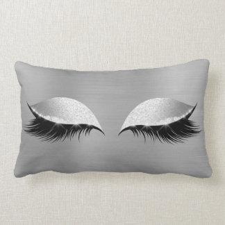Almofada Lombar Composição do brilho do sono dos chicotes da