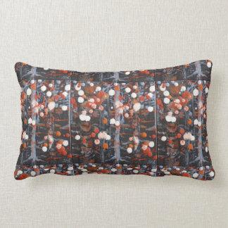 "Almofada Lombar De ""travesseiro decorativo da neve novembro"""