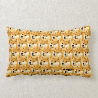 Almofada Lombar Desenhos animados do Doge - textura do doge -