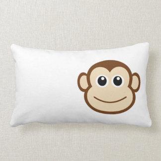 Almofada Lombar Desenhos animados do macaco