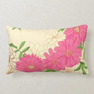 Almofada Lombar Design bonito da flor para travesseiros