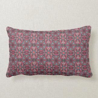 Almofada Lombar Design floral do teste padrão do abstrato da