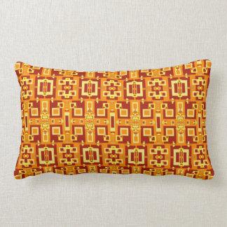 Almofada Lombar Design lombar da especiaria e da porca do outono