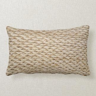 Almofada Lombar design náutico da corda