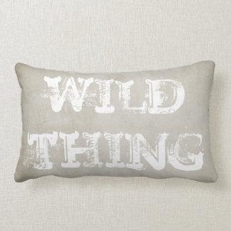 Almofada Lombar design selvagem do chique do travesseiro
