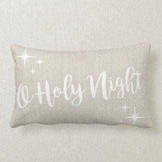 Almofada Lombar Do Natal santamente da noite de O travesseiro de