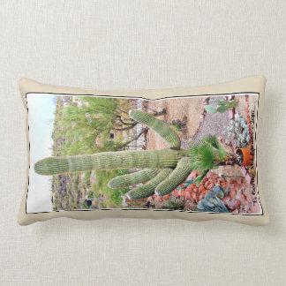 """Almofada Lombar Do """"travesseiro gigante do acento do Saguaro EL"""