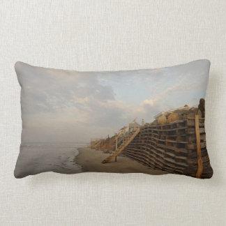 Almofada Lombar Estrada do Shipwreck da maré alta da praia de