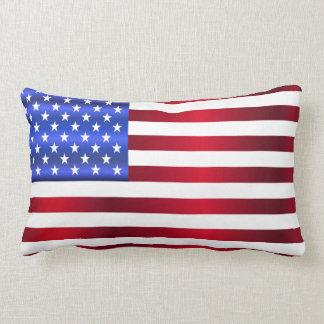 Almofada Lombar Estrelas & listras patrióticas