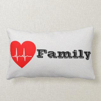 Almofada Lombar Eu amo meu travesseiro feito sob encomenda da