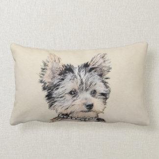 Almofada Lombar Filhote de cachorro do yorkshire terrier