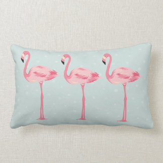 Almofada Lombar Flamingos fabulosos