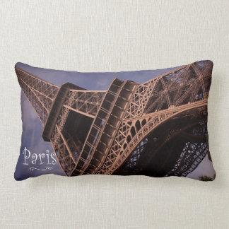 Almofada Lombar Foto famosa do marco da torre Eiffel de Paris