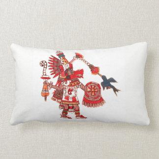 Almofada Lombar Guerreiro asteca do shaman da dança