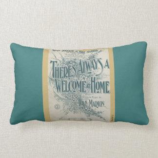 Almofada Lombar HAMbWG - travesseiro lombar - casa bem-vinda