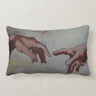 Almofada Lombar hands