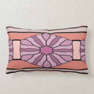 Almofada Lombar Hex roxo