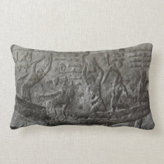 Almofada Lombar Hieroglyphics egípcios