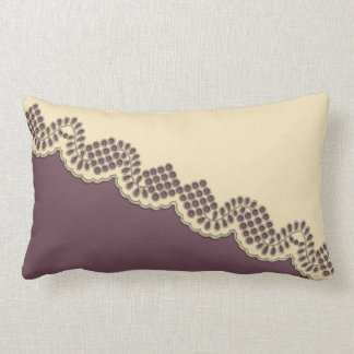 Almofada Lombar Laço do Crochet