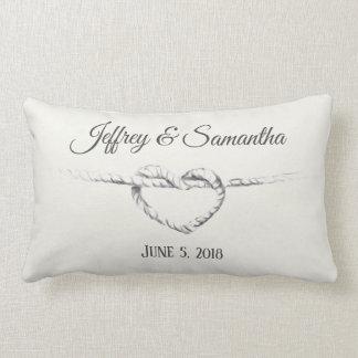 Almofada Lombar Laço personalizado o travesseiro do nó