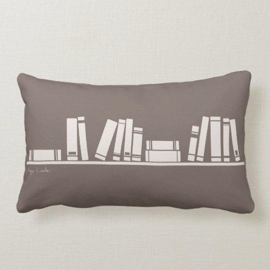 Almofada Lombar livros para o travesseiro da cara sábia ou do