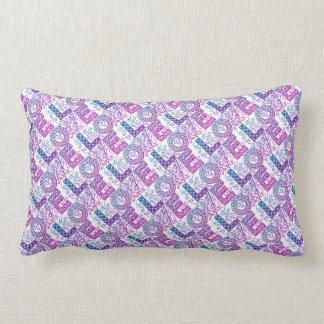 Almofada Lombar Lotes do travesseiro decorativo do amor