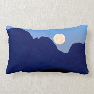 Almofada Lombar Lua super sobre o Tetons grande