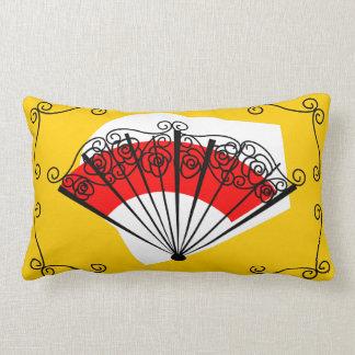 Almofada Lombar Lumbar espanhol do travesseiro da parte traseira