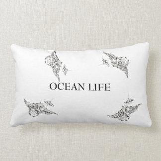 Almofada Lombar Manta-raios da VIDA do OCEANO