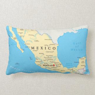 Almofada Lombar Mapa político de México