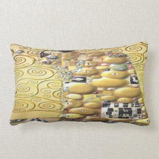Almofada Lombar Meu Klimt Serie: Abraço