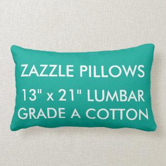 Almofada Lombar Modelo lombar do travesseiro do algodão VERDE