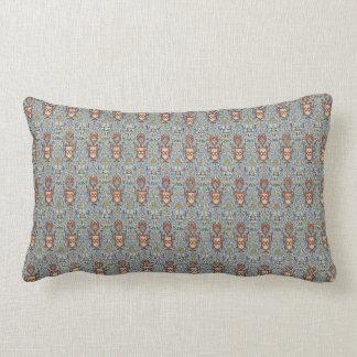 Almofada Lombar Mosaico da cor de FrenchGrey do Alhambra. Design