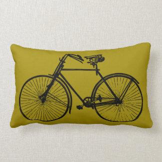 Almofada Lombar mostarda do ouro amarelo do travesseiro decorativo