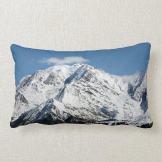 Almofada Lombar Mt. Blanc com nuvens