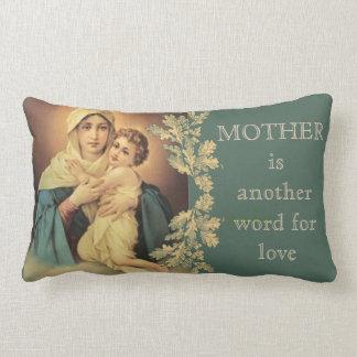 Almofada Lombar Nossa senhora da MÃE de Jesus da Virgem Maria de